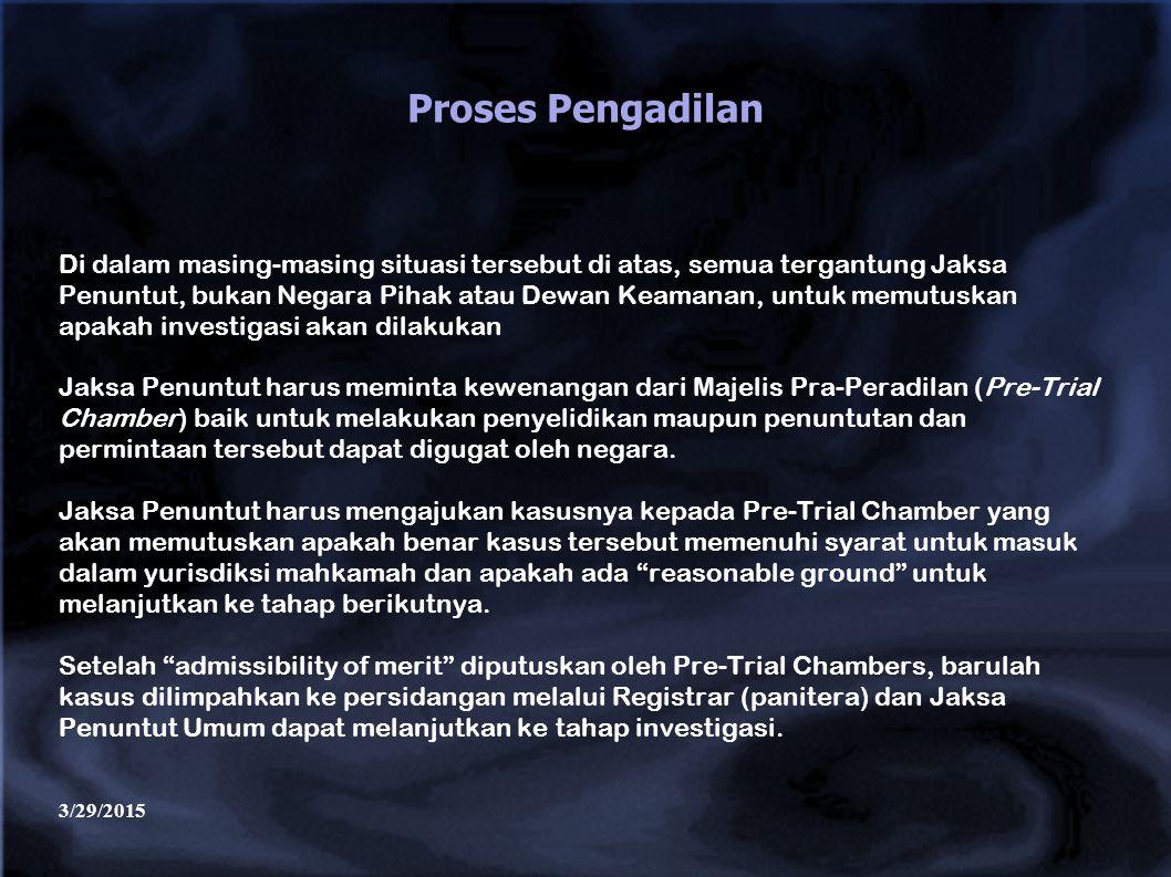 Proses Pengadilan
