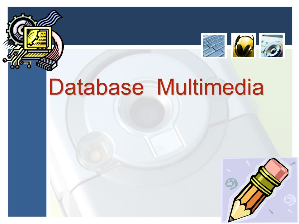 Database Multimedia