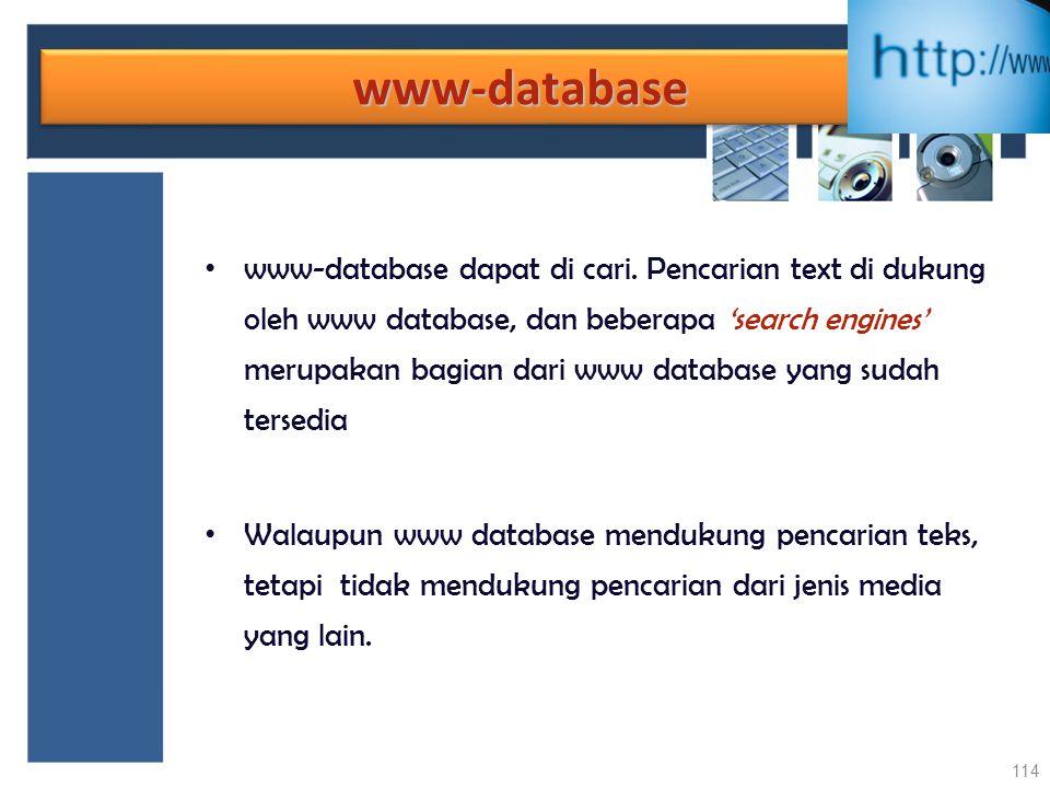 www-database