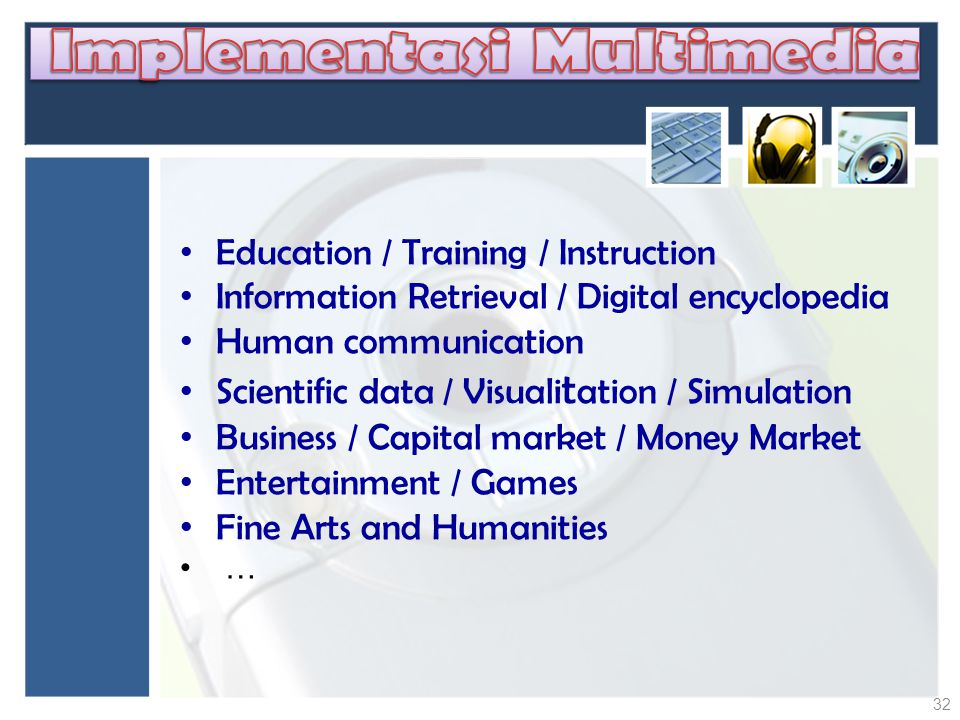 Implementasi Multimedia