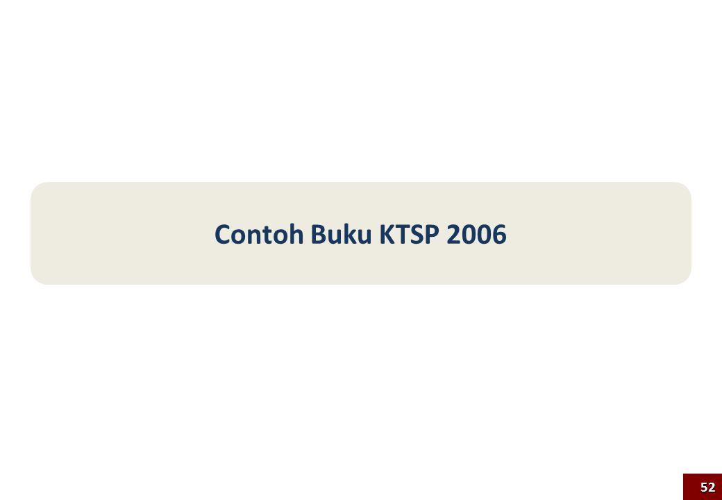 Contoh Buku KTSP 2006 52