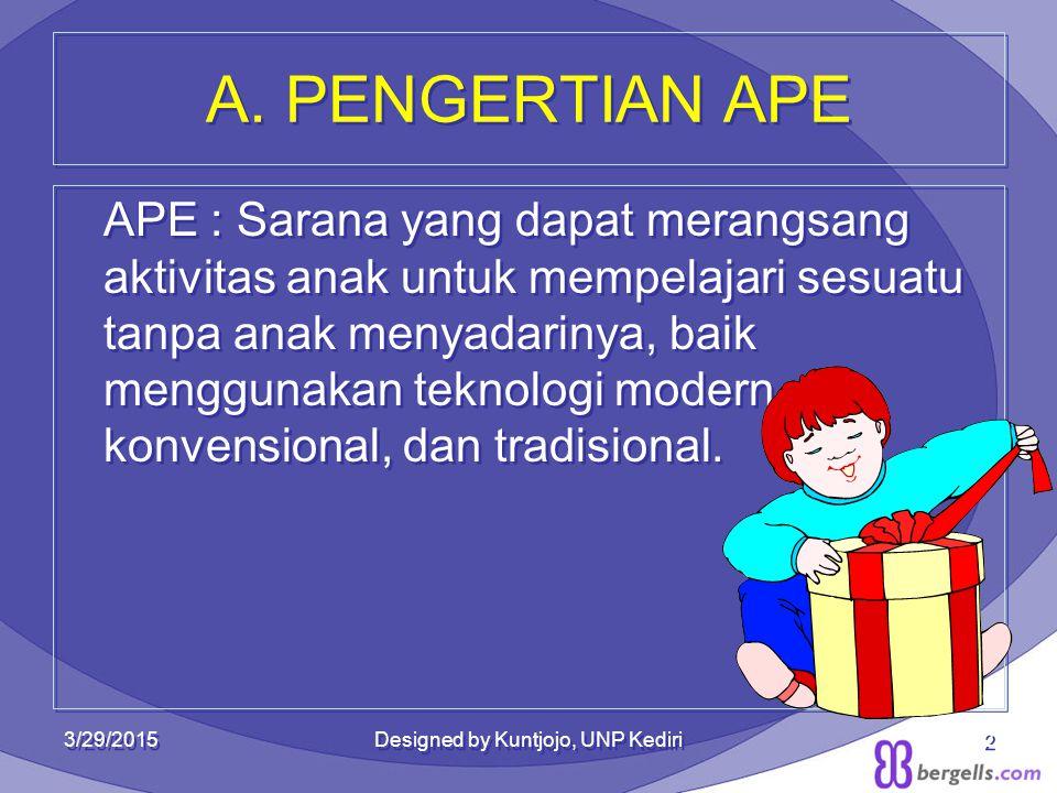 Designed by Kuntjojo, UNP Kediri