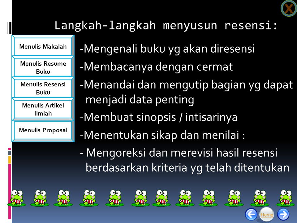 KELOMPOK 5 TERAMPIL MENULIS X Oleh Amri Tegar Putra ppt