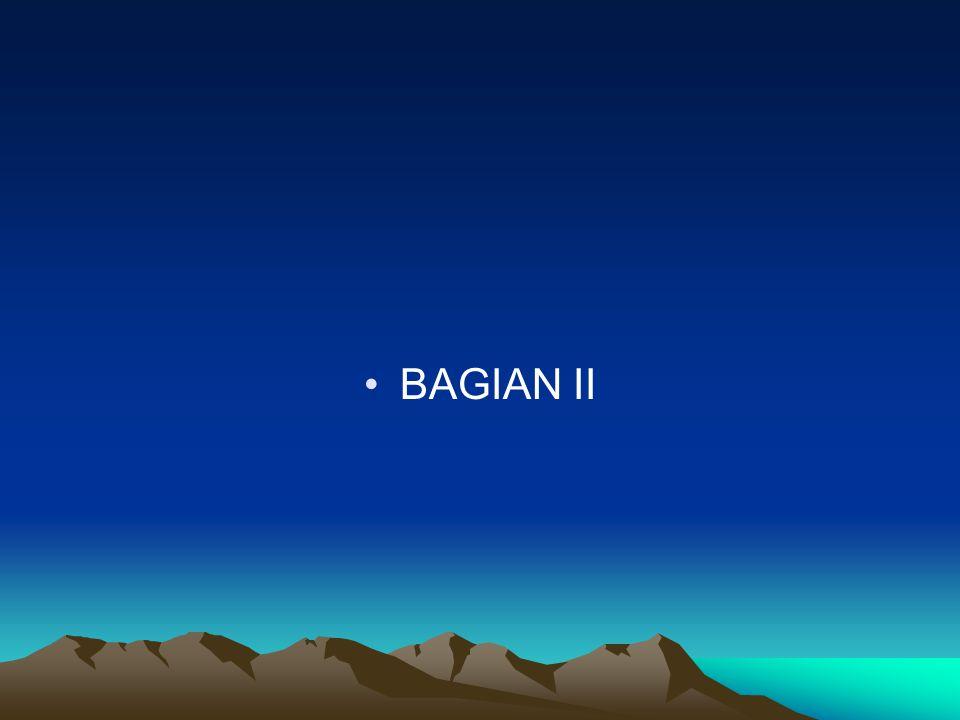 BAGIAN II