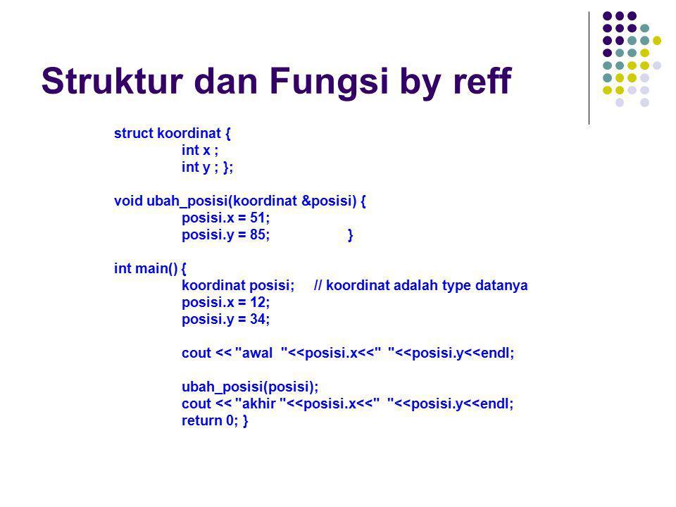 Struktur dan Fungsi by reff