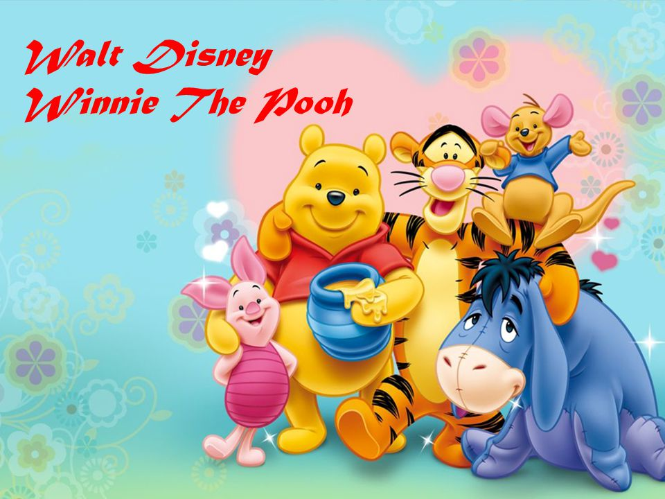 Walt Disney Winnie The Pooh