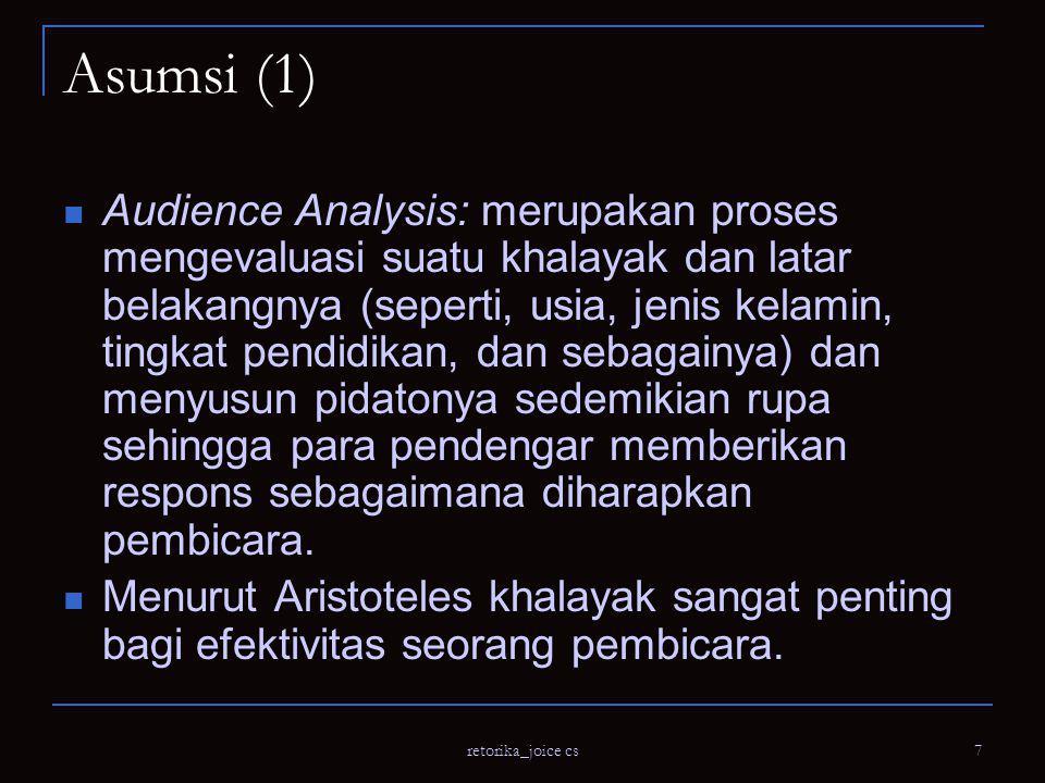 Asumsi (1)