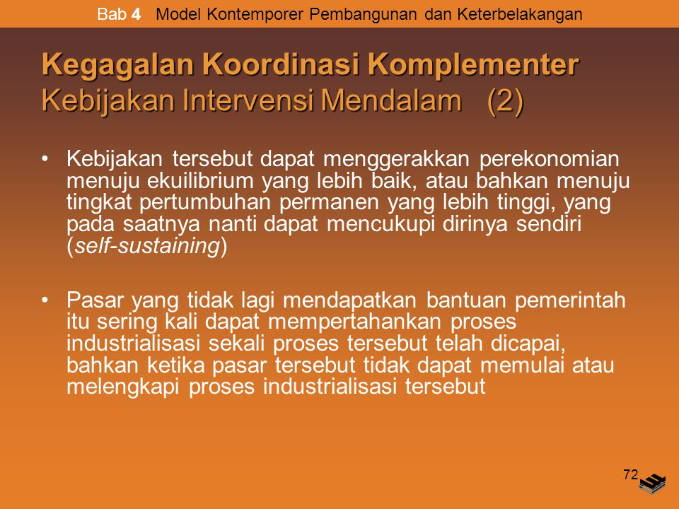 Kegagalan Koordinasi Komplementer Kebijakan Intervensi Mendalam (2)