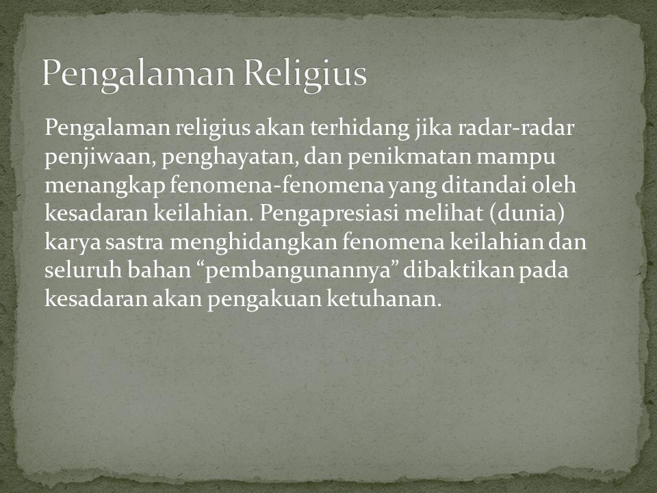 Pengalaman Religius