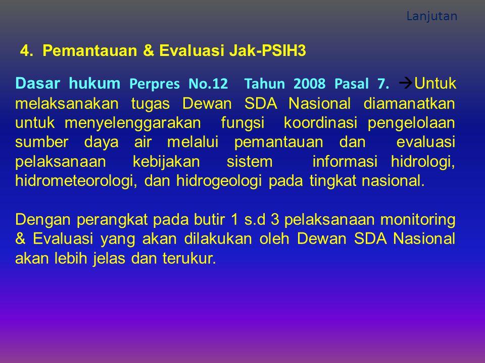 4. Pemantauan & Evaluasi Jak-PSIH3