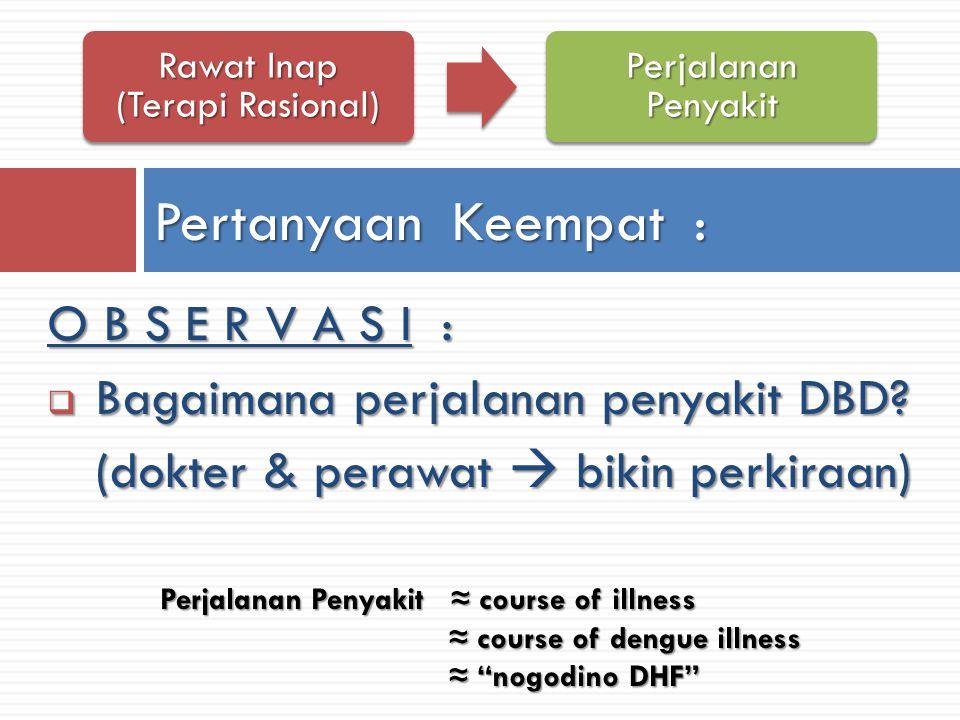 Rawat Inap (Terapi Rasional)
