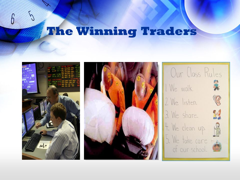 The Winning Traders