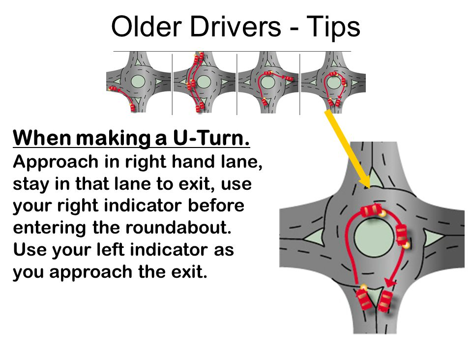 Older Drivers - Tips