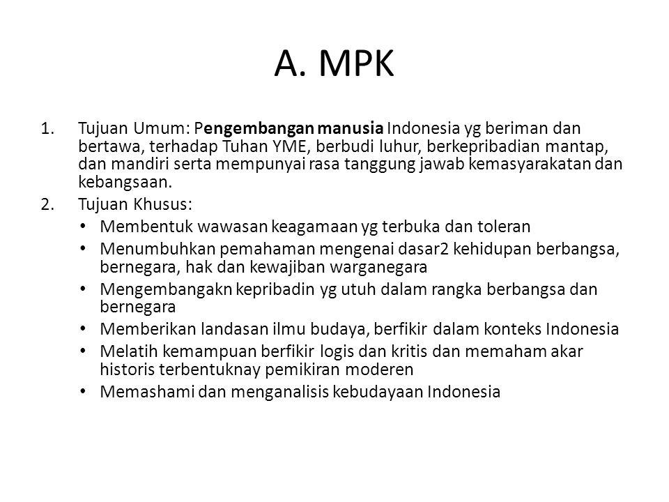 A. MPK