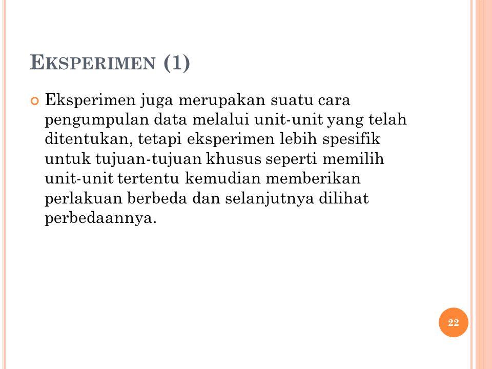 Eksperimen (1)