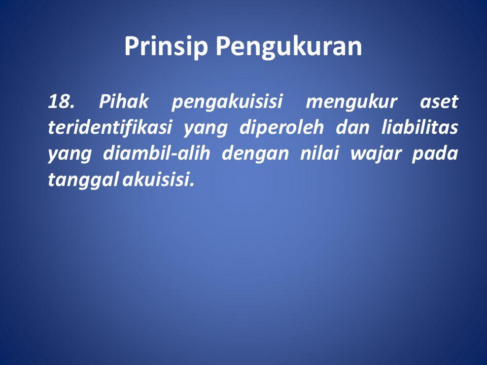Prinsip Pengukuran