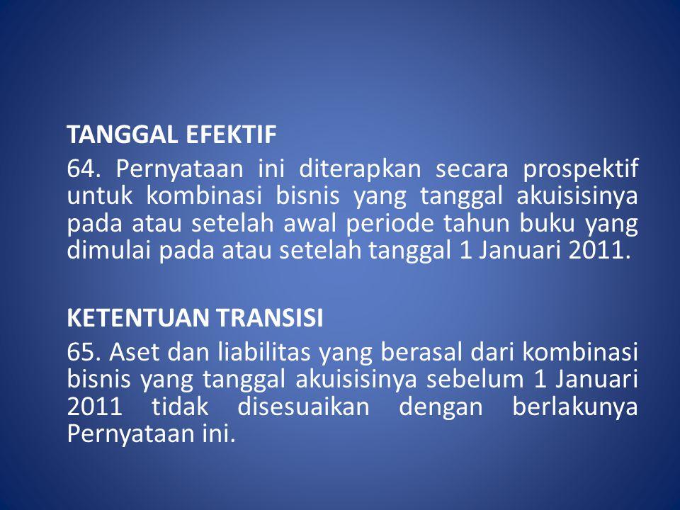 TANGGAL EFEKTIF 64.