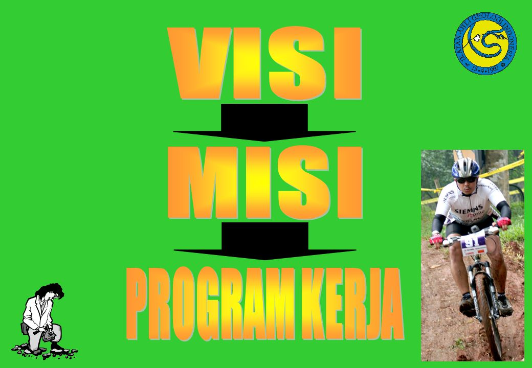 VISI MISI PROGRAM KERJA