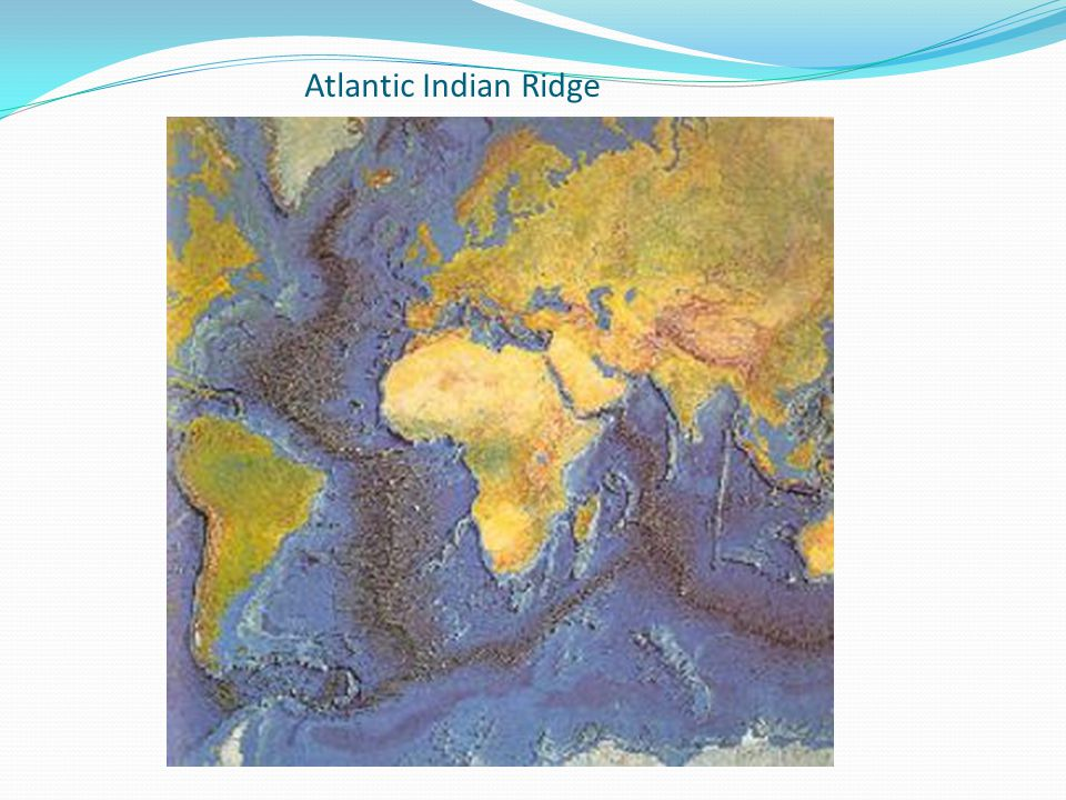 Atlantic Indian Ridge