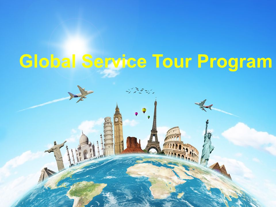 Global Service Tour Program
