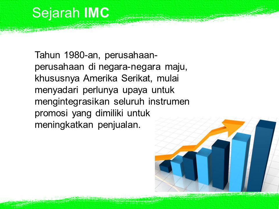 Sejarah IMC