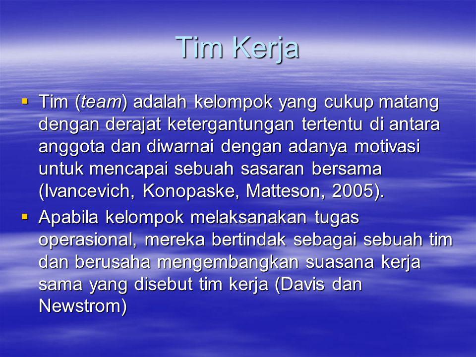 Tim Kerja