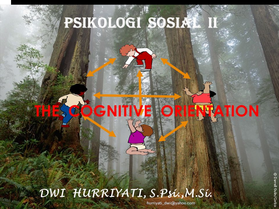 The Cognitive Orientation_Psi.Sosial II