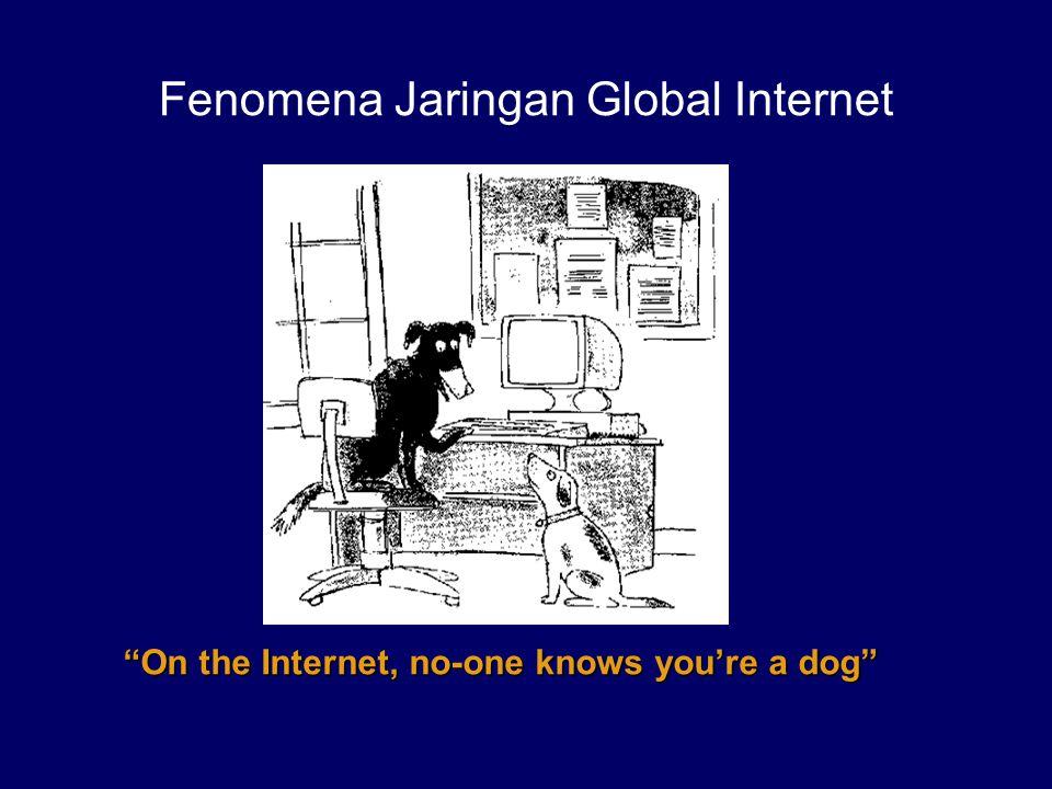 Fenomena Jaringan Global Internet