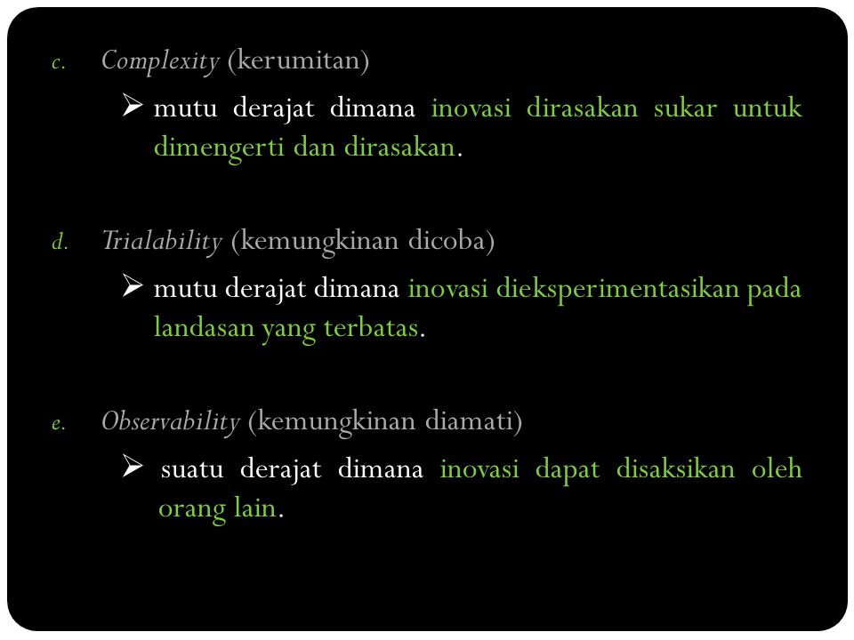 Complexity (kerumitan)