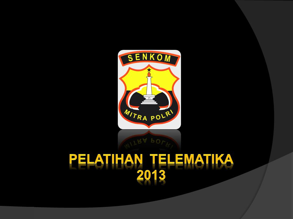 PELATIHAN TELEMATIKA 2013