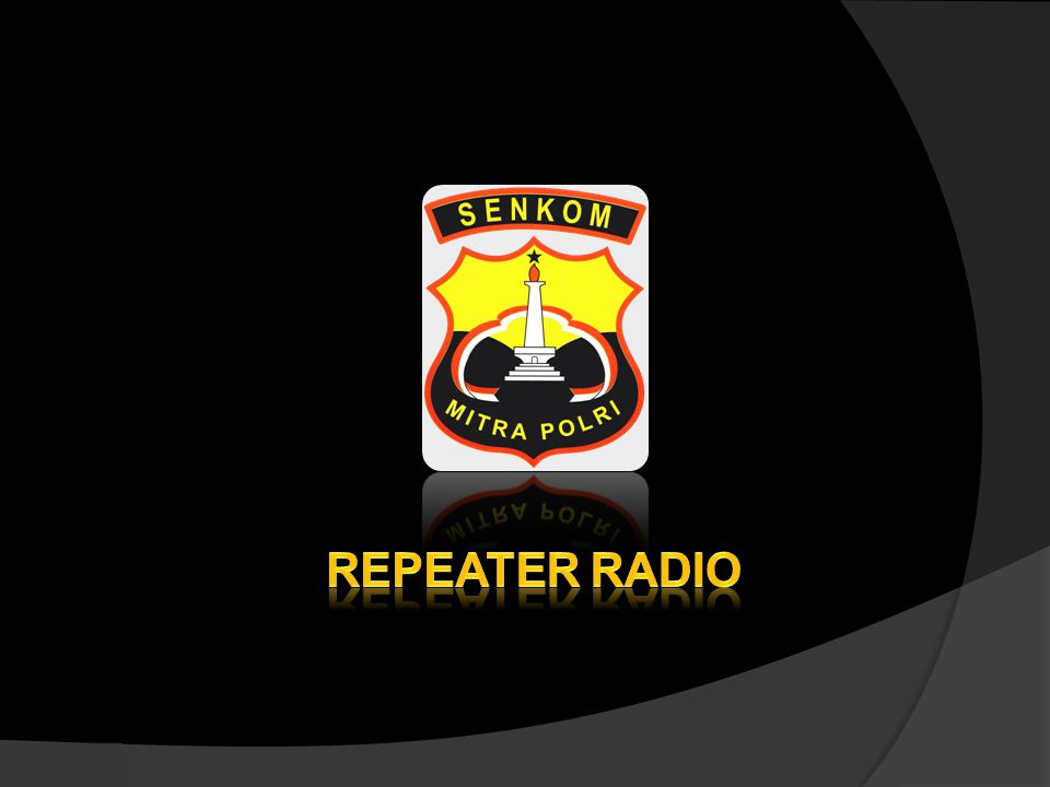 REPEATER RADIO