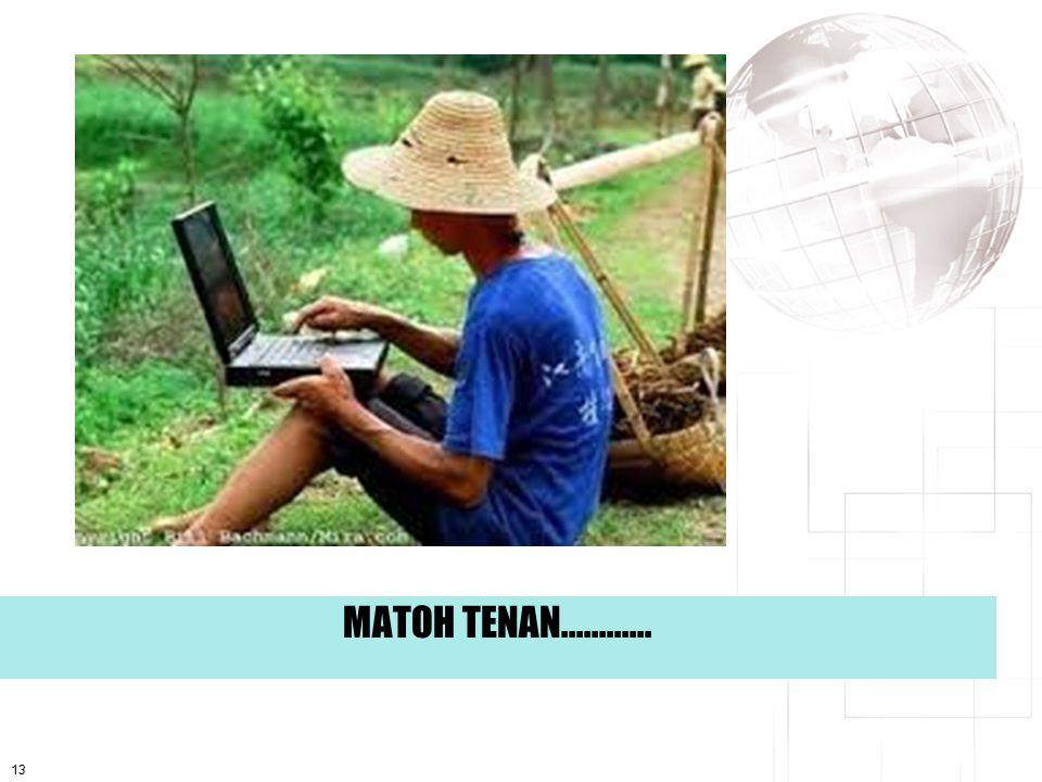 MATOH TENAN............