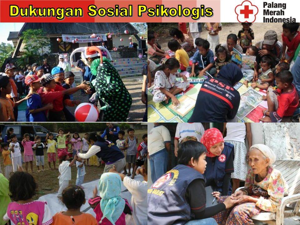 Dukungan Sosial Psikologis