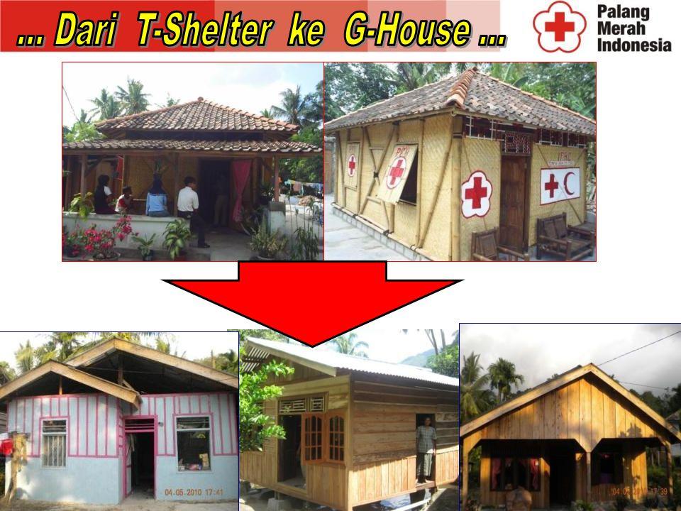 … Dari T-Shelter ke G-House …