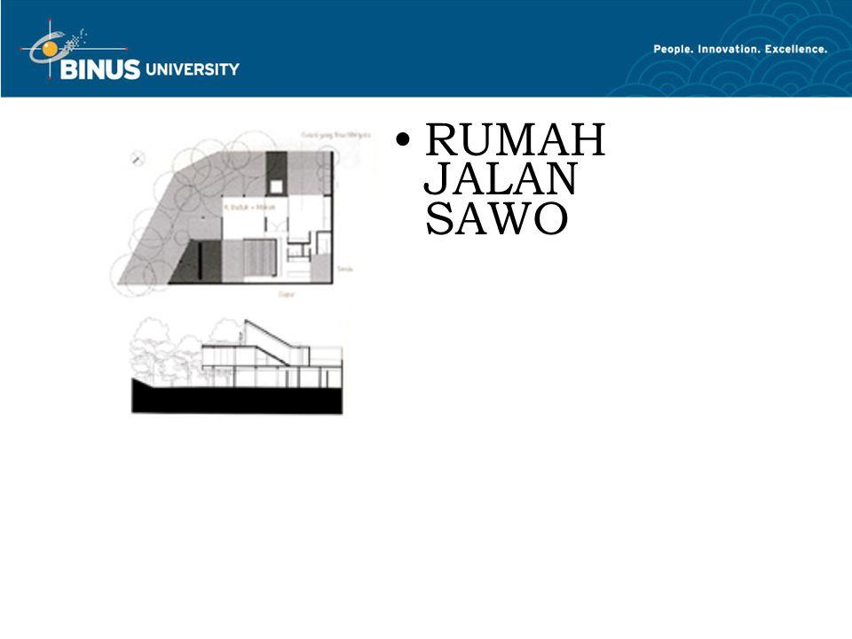 RUMAH JALAN SAWO