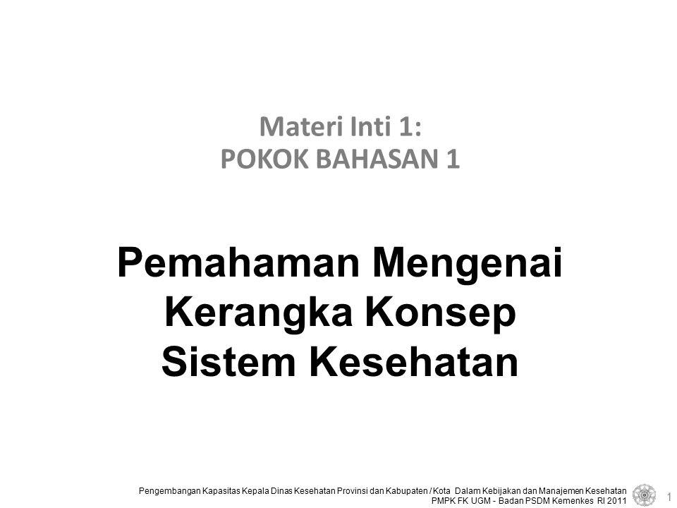 Materi Inti 1: POKOK BAHASAN 1