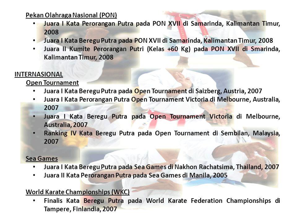 Pekan Olahraga Nasional (PON)