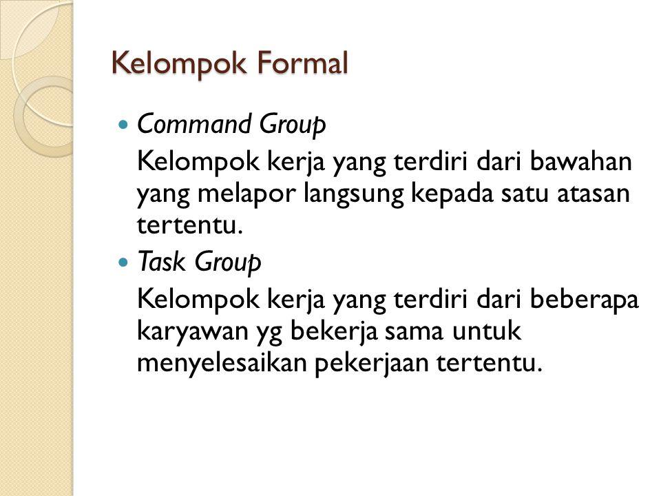 Kelompok Formal Command Group