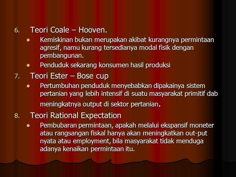 Teori Rational Expectation