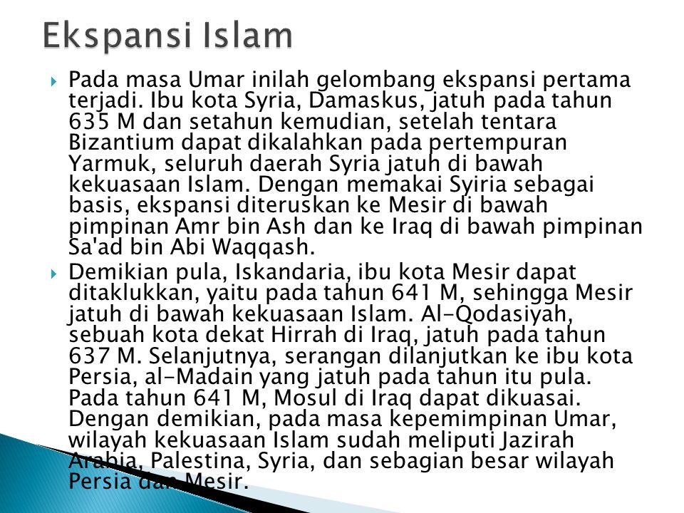Ekspansi Islam
