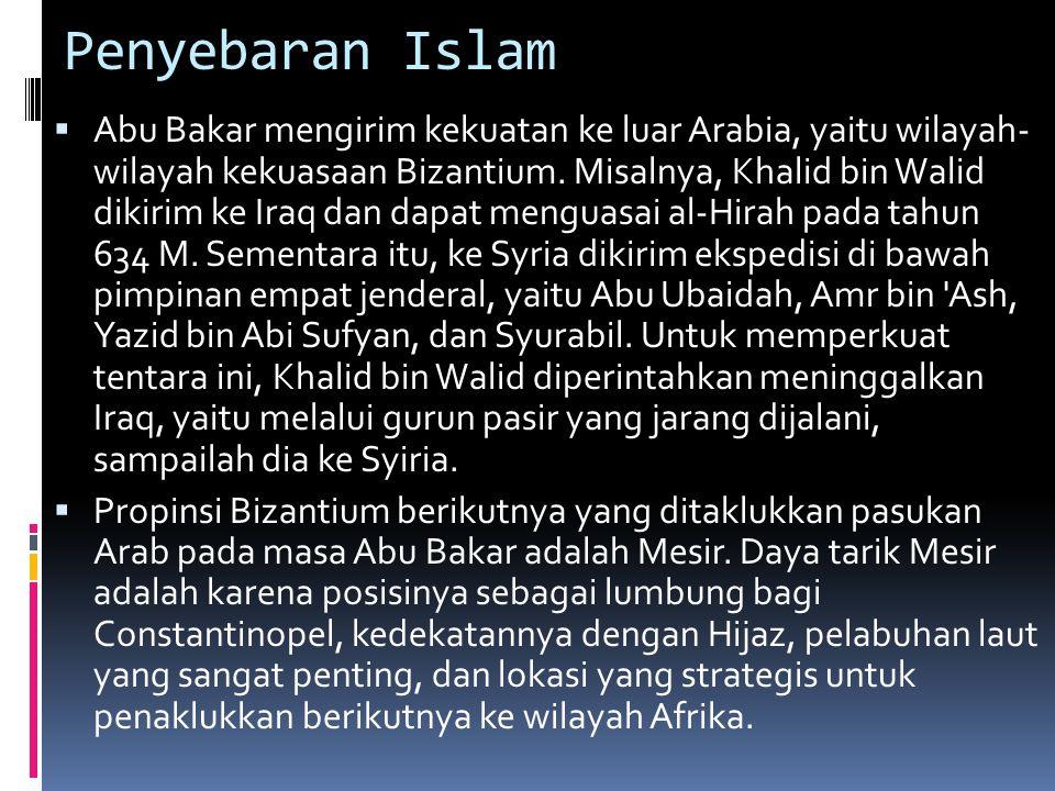 Penyebaran Islam