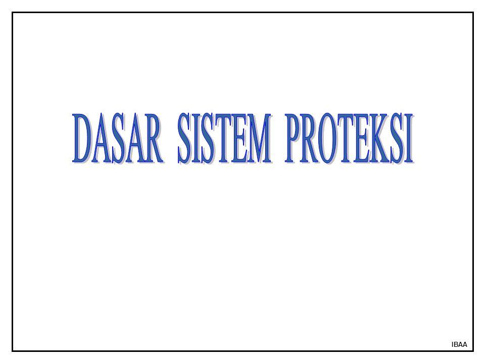 DASAR SISTEM PROTEKSI IBAA