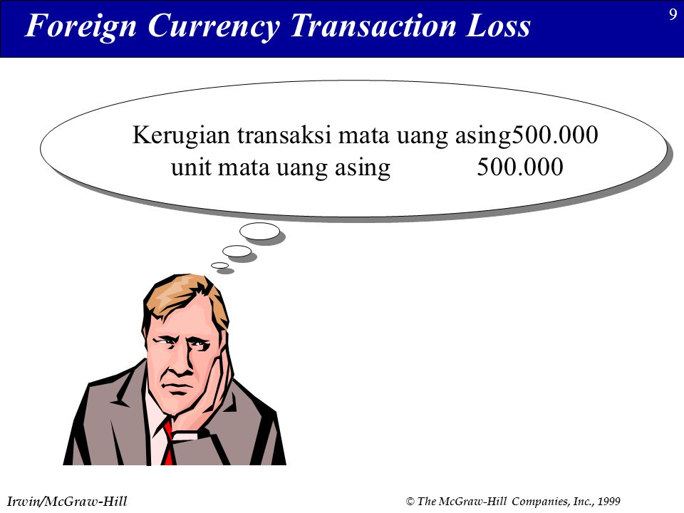 Foreign Currency Transaction Loss