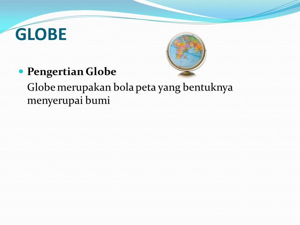 GLOBE Pengertian Globe