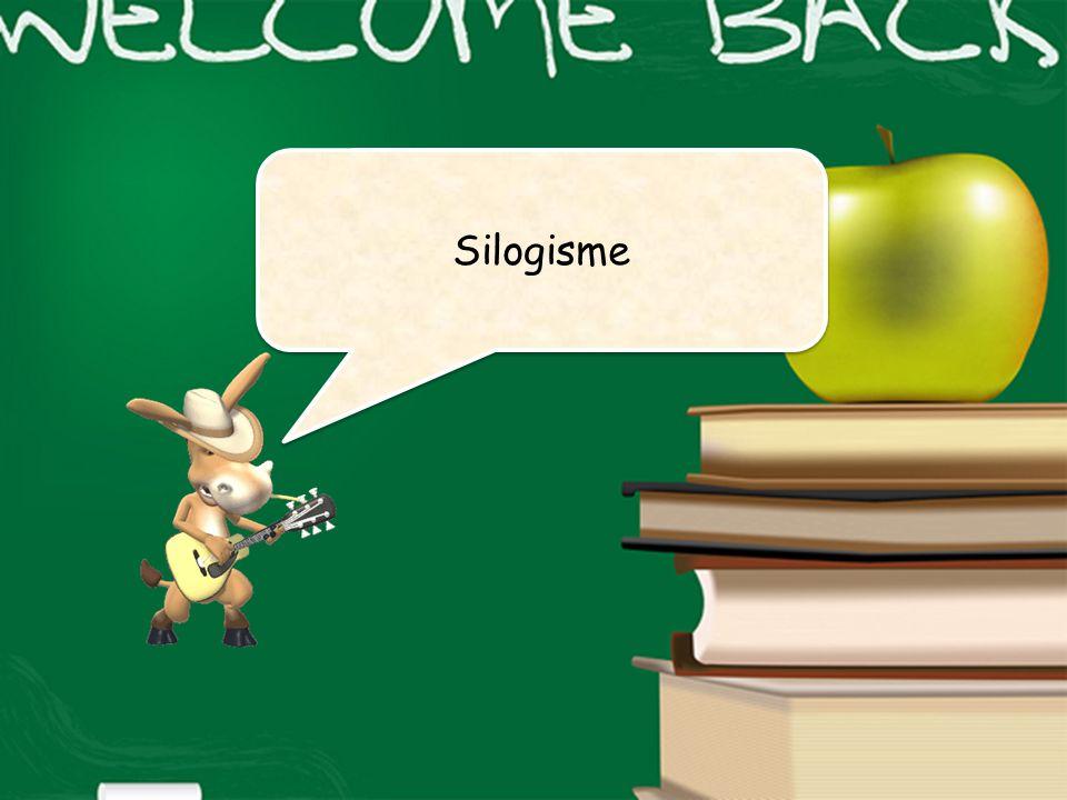Silogisme