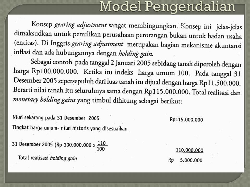 Model Pengendalian
