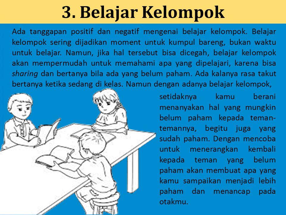 3. Belajar Kelompok