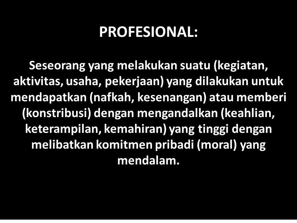 PROFESIONAL: