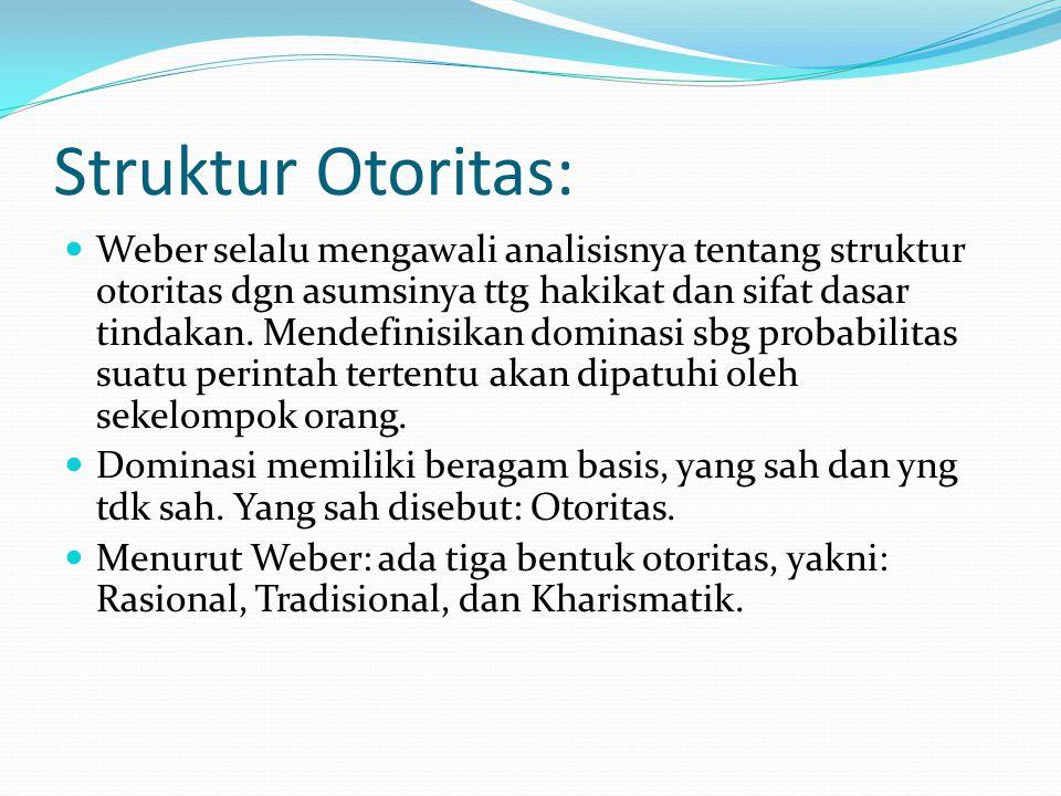 Struktur Otoritas:
