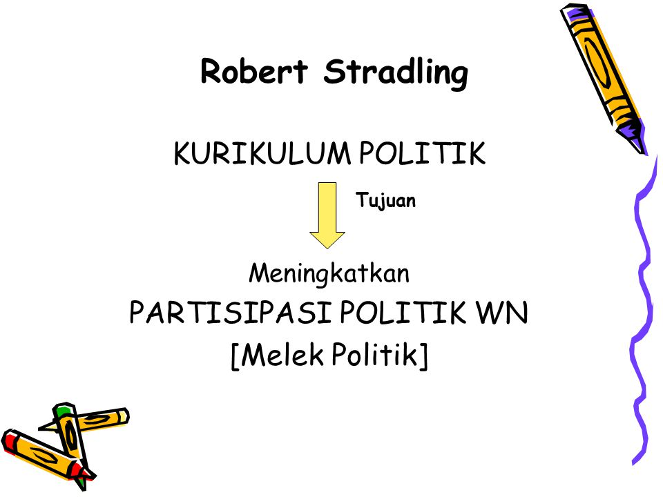 PARTISIPASI POLITIK WN